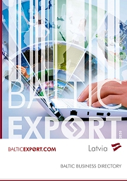 balticexport com - import / export in Baltic states